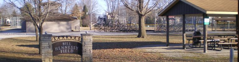 Bill Hennessy Field